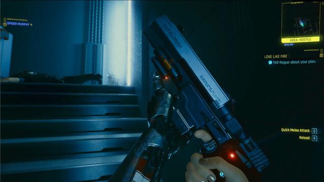 Hướng dẫn lấy xe và vũ khí của Johnny Silverhand trong Cyberpunk 2077 - Ảnh 1.