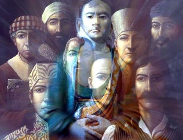 Hội kín 9 Unknown Men: Illuminati phiên bản Ấn Độ và bí ẩn về 9 thánh thư - Ảnh 1.