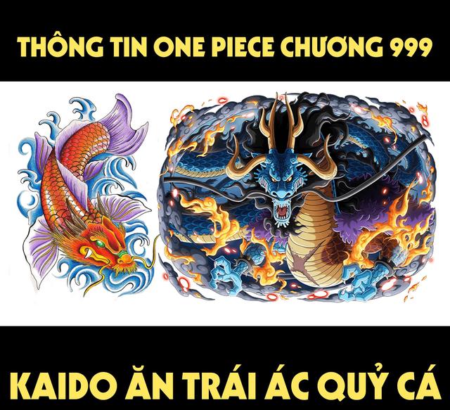 One Piece: Trái ác quỷ của Kaido hóa ra đã được Oda nhá hàng cách đây gần 900 chương - Ảnh 1.