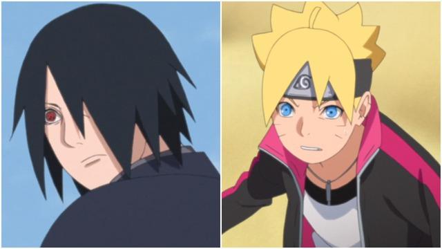 Boruto: Quên Tả Luân Nhãn bá đạo ngày nào đi, Sasuke sinh ra là để bố con Naruto hành hạ - Ảnh 3.