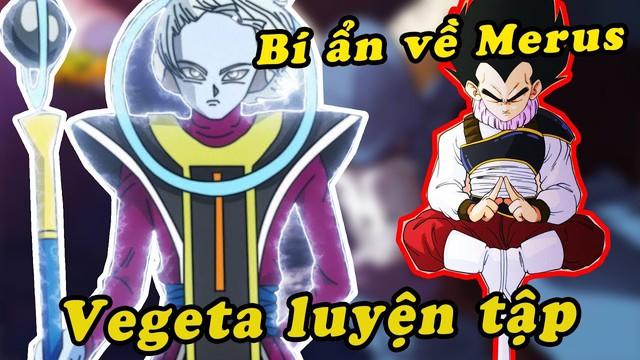 Dragon Ball Super: Mất sức mạnh của Thiên Sứ, liệu Merus có sử dụng được bản năng vô cực hay không? - Ảnh 3.