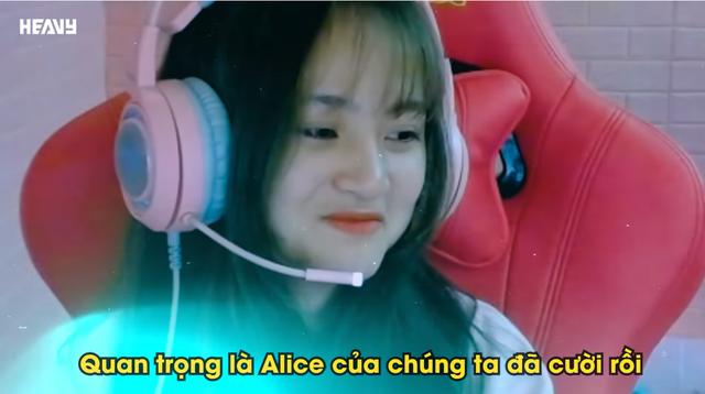 Sau scandal lộ clip, streamer Alice khoe ảnh váy cưới nhưng thái độ và phát ngôn của Thắng Thép thì rất lạ - Ảnh 4.