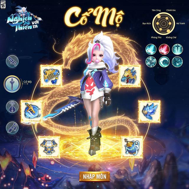 Game mới cực vui: Nghịch Thiên - Linh Kiếm 2 chính thức ra mắt, tặng Giftcode siêu hậu hĩnh - Ảnh 4.