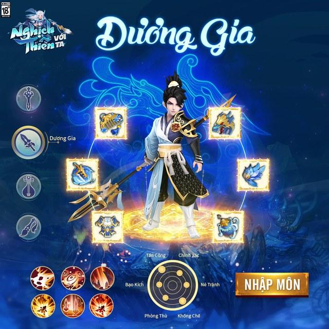 Game mới cực vui: Nghịch Thiên - Linh Kiếm 2 chính thức ra mắt, tặng Giftcode siêu hậu hĩnh - Ảnh 3.