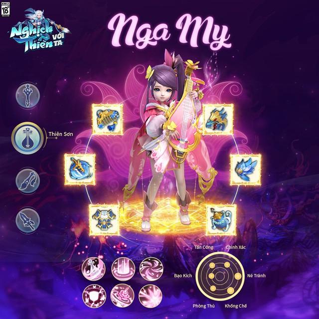 Game mới cực vui: Nghịch Thiên - Linh Kiếm 2 chính thức ra mắt, tặng Giftcode siêu hậu hĩnh - Ảnh 5.