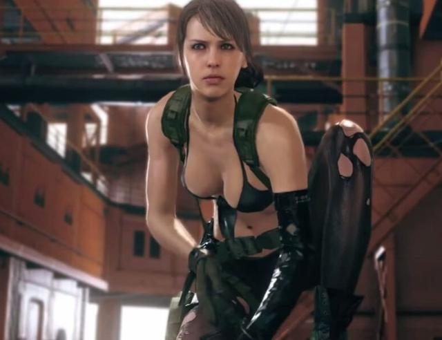 6 nữ nhân vật game gây tranh cãi nhiều nhất vì quá nóng bỏng - Ảnh 1.