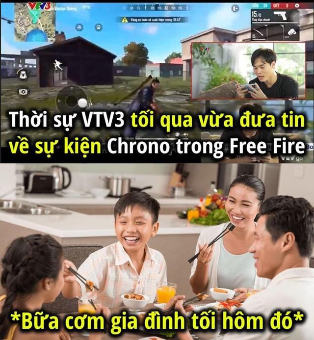 Free Fire lại được lên Thời sự VTV, game thủ tự hào rủ bố mẹ bật ngay TV và ăn cơm thấy ngon hơn hẳn - Ảnh 4.
