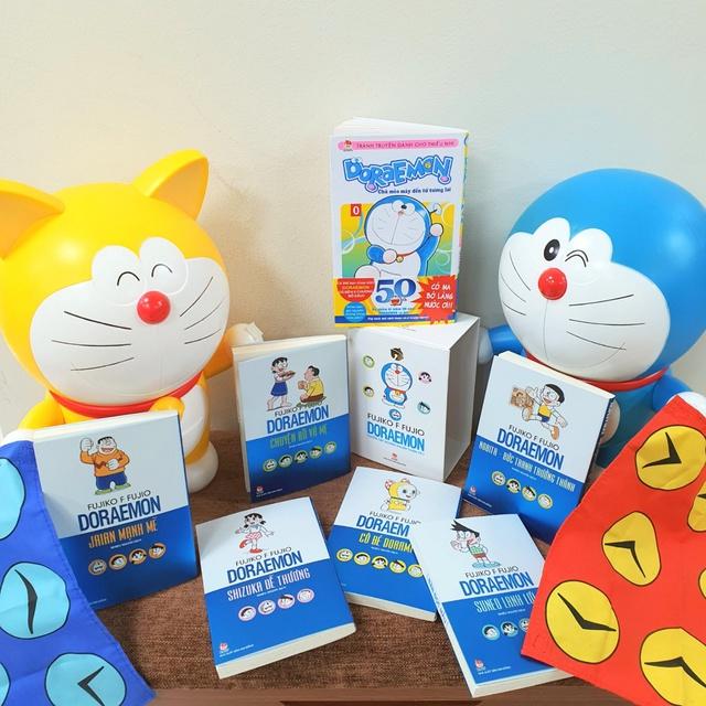 NXB Kim Đồng sắp phát hành Doraemon Vol.0: Khi tuổi thơ chẳng bao giờ lùi vào dĩ vãng - Ảnh 1.