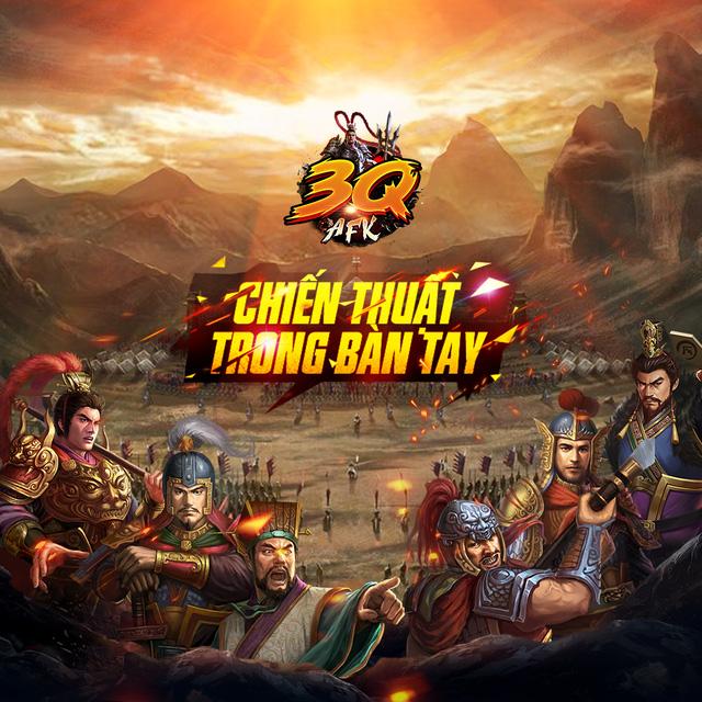 Xuất hiện game mobile màn hình dọc độc nhất Việt Nam - Tam Quốc AFK - Ảnh 1.