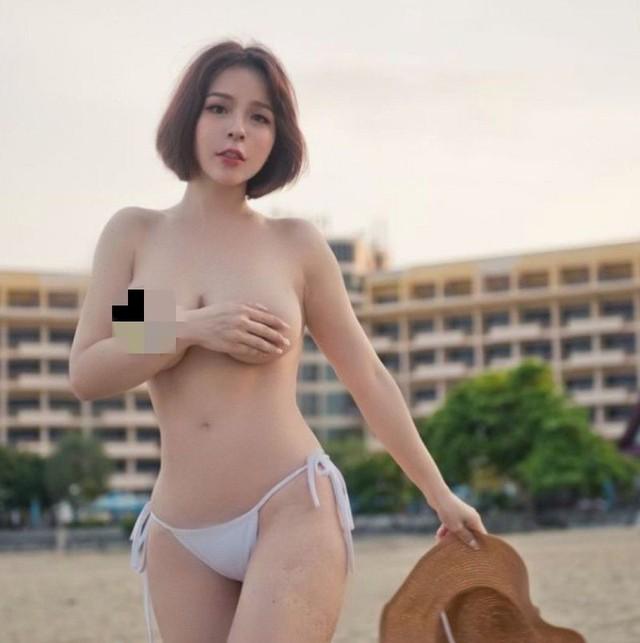 Che ngực chụp ảnh nghệ thuật, nàng hot girl lộ điểm nhạy cảm vẫn vô tư đăng lên trang cá nhân, suýt thì bị phạt bay màu - Ảnh 2.