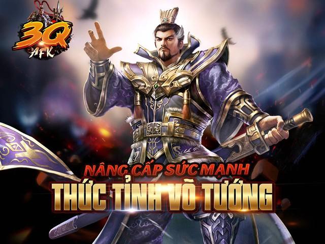 Xuất hiện game mobile màn hình dọc độc nhất Việt Nam - Tam Quốc AFK - Ảnh 3.