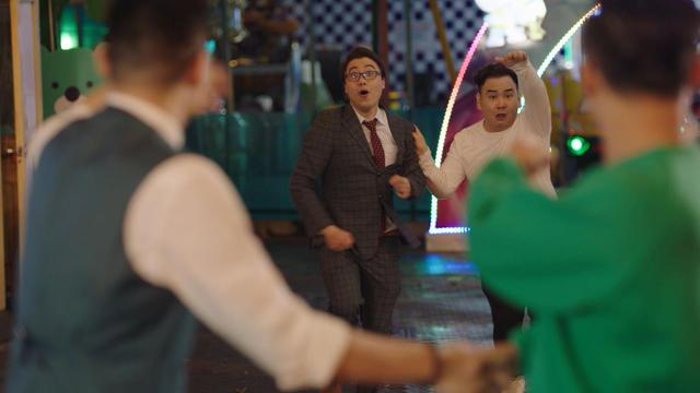 Độ Mixi và dàn streamer tên tuổi bất ngờ hợp tác cùng Rapper nổi tiếng Yuno BigBoi trong MV Giáng Sinh cực chất - Ảnh 6.