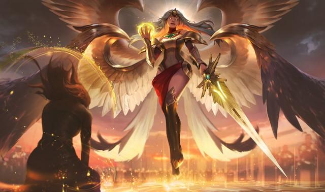 Đấu Trường Chân Lý: Riot công bố sẽ làm lại tộc Thánh Thần và Elise ở bản 11.3 - Ảnh 5.