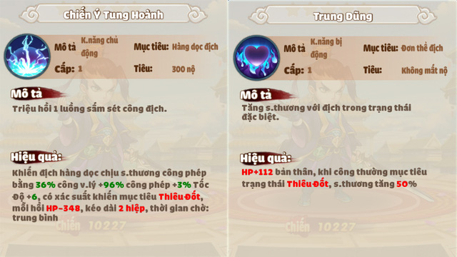 5 tướng Tím ngon - bổ - rẻ, gánh team cực mạnh đầu game trong Thiên Thiên Tam Quốc, nông dân nên lưu ý - Ảnh 4.