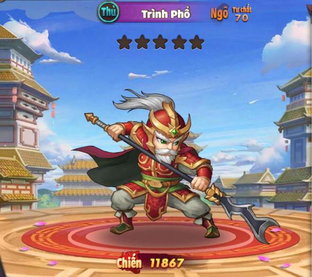 5 tướng Tím ngon - bổ - rẻ, gánh team cực mạnh đầu game trong Thiên Thiên Tam Quốc, nông dân nên lưu ý - Ảnh 6.
