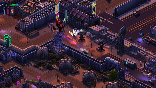 Chỉ một click, nhận miễn phí tựa game bắn súng chiến thuật không gian Brigador - Ảnh 2.