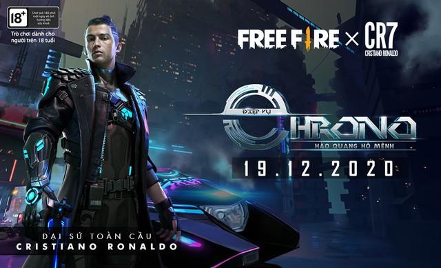 Ronaldo nói một câu về Free Fire khiến cộng đồng PUBG Mobile lập tức cà khịa, thể hiện sự khó chịu và ghen tị? - Ảnh 1.