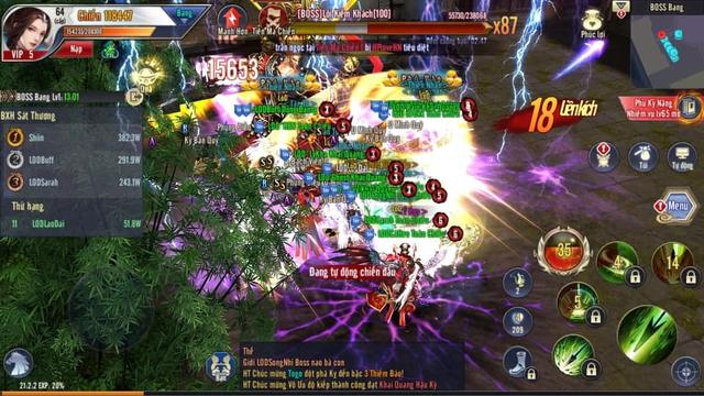 Tiên Kiếm Kỳ Hiệp - Game nhập vai Tu Tiên Độ Kiếp chính thức ra mắt, tặng Giftcode - Ảnh 2.