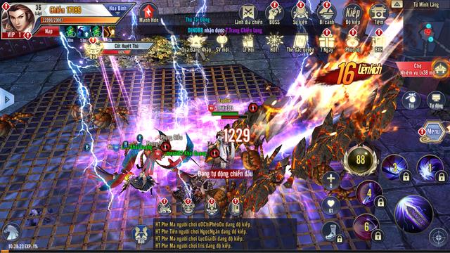 Tiên Kiếm Kỳ Hiệp - Game nhập vai Tu Tiên Độ Kiếp chính thức ra mắt, tặng Giftcode - Ảnh 3.