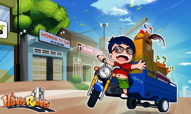 Hàng Rong Mobile chính thức công bố thời điểm ra mắt game thủ Việt, tuổi thơ sắp thực sự ùa về - Ảnh 1.
