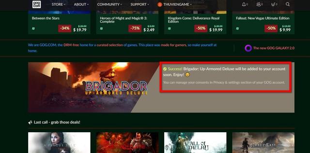 Chỉ một click, nhận miễn phí tựa game bắn súng chiến thuật không gian Brigador - Ảnh 4.