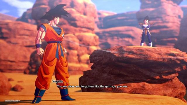 Dragon Ball Z: Kakarot - Game nhập vai cực đỉnh cho fan của Anime - Ảnh 4.