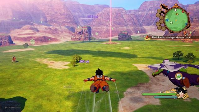 Dragon Ball Z: Kakarot - Game nhập vai cực đỉnh cho fan của Anime - Ảnh 7.