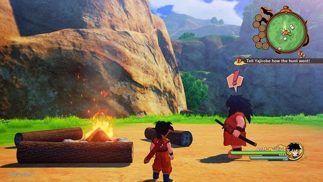 Dragon Ball Z: Kakarot - Game nhập vai cực đỉnh cho fan của Anime - Ảnh 2.