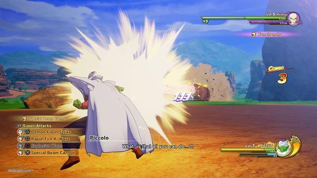 Dragon Ball Z: Kakarot - Game nhập vai cực đỉnh cho fan của Anime - Ảnh 8.