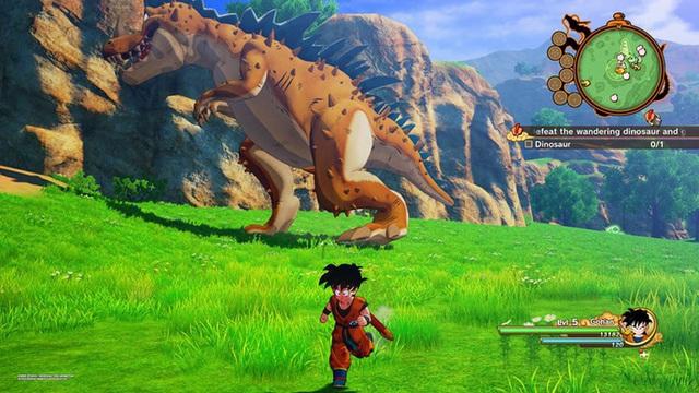 Dragon Ball Z: Kakarot - Game nhập vai cực đỉnh cho fan của Anime - Ảnh 9.