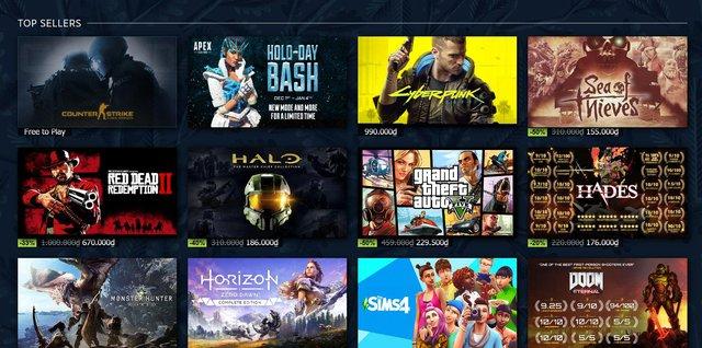 Steam Winter Sale 2020 chính thức mở cửa, hàng loạt bom tấn AAA giảm giá hơn 80% - Ảnh 3.