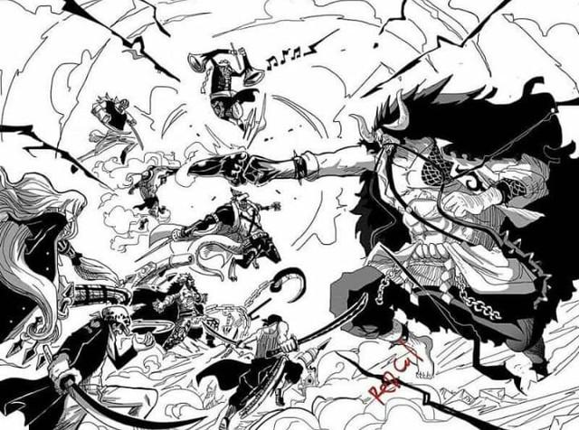 One Piece: Top 3 bước ngoặt lớn có thể diễn ra tại chap 1000, cuộc chiến Wano quốc đến hồi cao trào? - Ảnh 1.