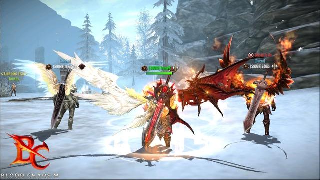Siêu phẩm nhập vai Hàn Quốc - Blood Chaos M tồn tại vấn đề NÓNG: Game thủ Việt cũng bó tay, không thể nào xác định - Ảnh 1.