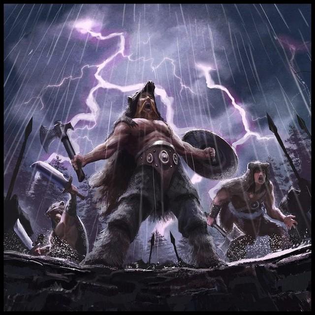 Hé lộ bí ẩn về Berserker, những cỗ máy chiến đấu điên cuồng của Bắc Âu - Ảnh 4.