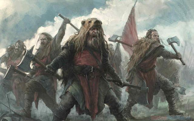Hé lộ bí ẩn về Berserker, những cỗ máy chiến đấu điên cuồng của Bắc Âu - Ảnh 3.