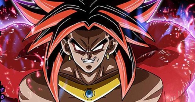 Super Dragon Ball Heroes: Tiết lộ hình ảnh quan trọng mới về Super Saiyan 4 Broly - Ảnh 2.