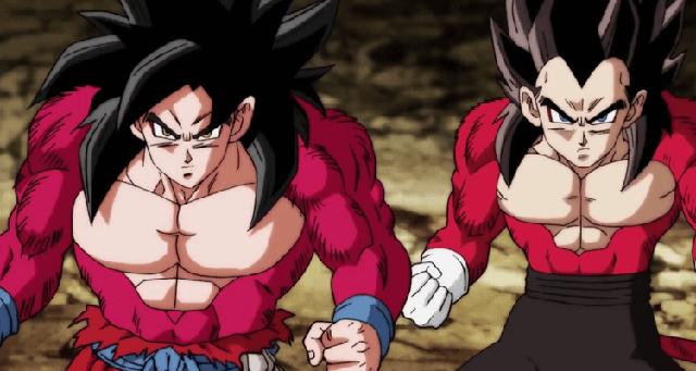 Super Dragon Ball Heroes: Tiết lộ hình ảnh quan trọng mới về Super Saiyan 4 Broly - Ảnh 3.