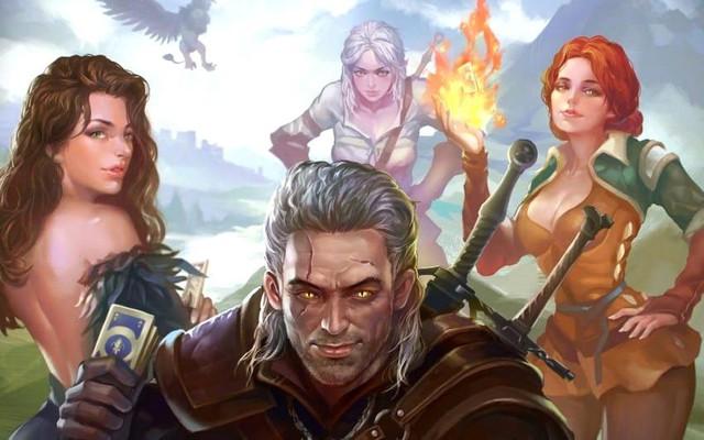 Bộ phim Anime chuyển thể từ dòng game The Witcher chuẩn bị ra mắt cộng đồng game thủ - Ảnh 3.