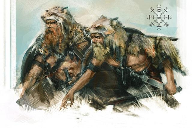 Hé lộ bí ẩn về Berserker, những cỗ máy chiến đấu điên cuồng của Bắc Âu - Ảnh 1.