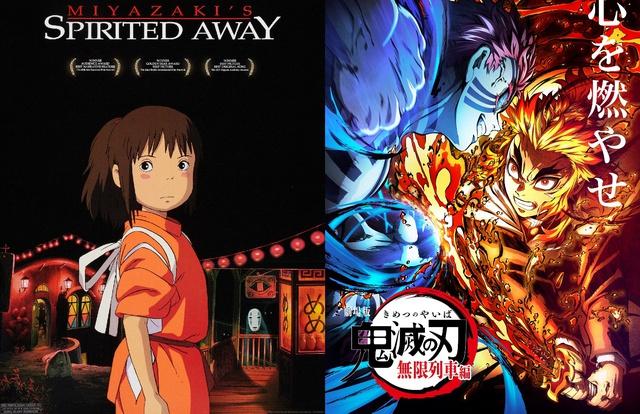 Vượt mặt tượng đài Spirited Away của Ghibli, KnY chính thức đứng số 1 tại quê nhà! - Ảnh 1.