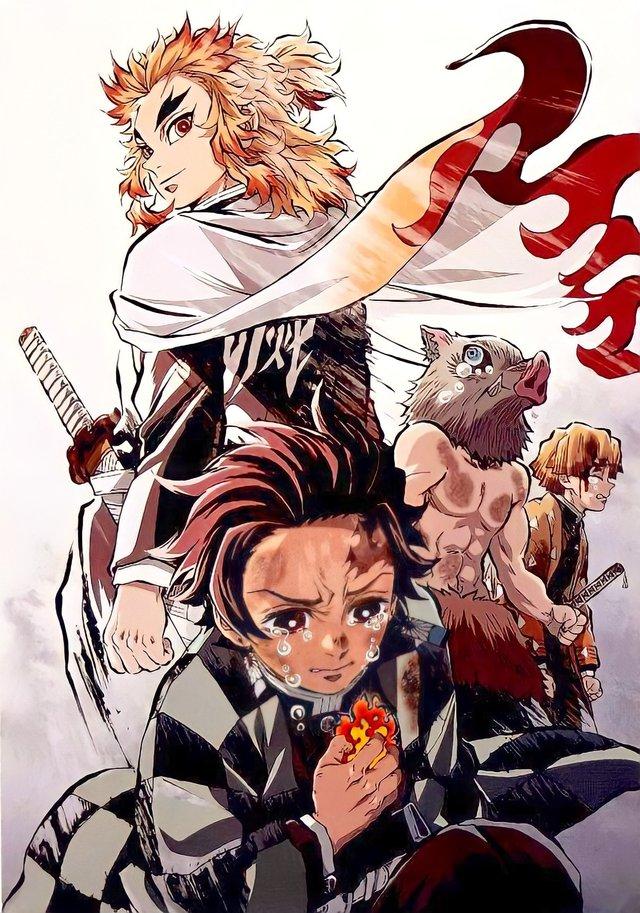 Vượt mặt tượng đài Spirited Away của Ghibli, KnY chính thức đứng số 1 tại quê nhà! - Ảnh 4.