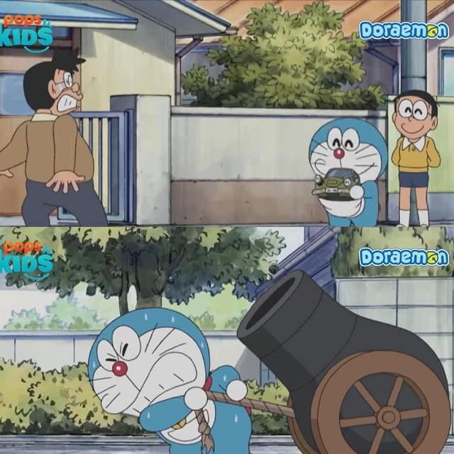 Lú như con mèo ú: Doraemon đã mắc những sai lầm nào khi ở bên Nobita? - Ảnh 1.