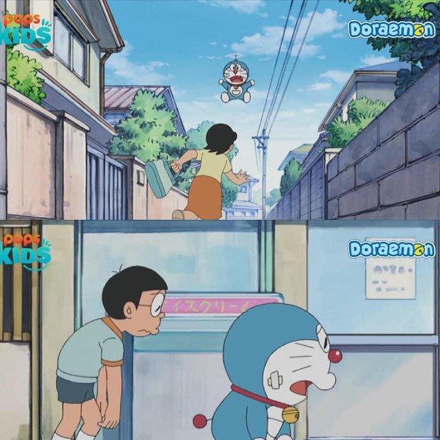 Lú như con mèo ú: Doraemon đã mắc những sai lầm nào khi ở bên Nobita? - Ảnh 4.