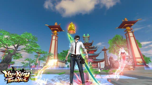 Đồ họa 3D khủng, cả tá tính năng đỉnh cao nhưng siêu phẩm MMORPG xứ Hàn nhẹ không tưởng, máy nào cũng chơi được! - Ảnh 5.