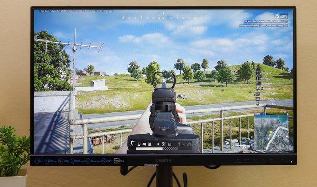 Quẩy nhanh Lenovo Legion Y25-25: Màn hình gaming siêu cấp cho anh em thỏa sức vẫy vùng - Ảnh 9.