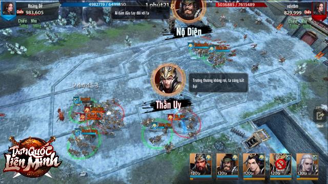 Ngỡ ngàng với đồ họa 4K căng đét của Tam Quốc Liên Minh, tựa game hậu bối xuất sắc sau 10 năm của huyền thoại Tam Quốc Truyền Kỳ - Ảnh 14.