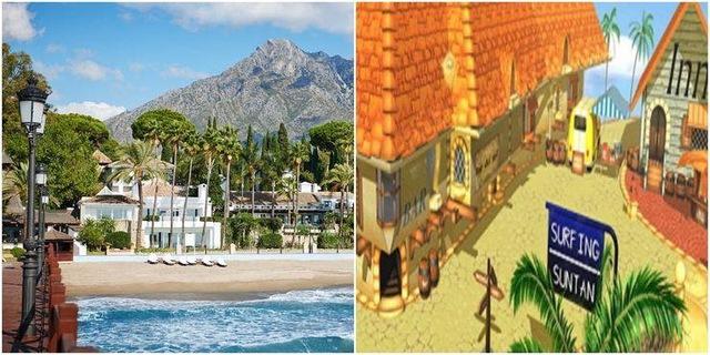 Thăm quan 7 địa điểm có thật ở ngoài đời từng xuất hiện trong những tựa game huyền thoại - Ảnh 7.
