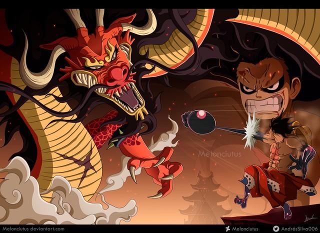 One Piece: Kết thúc năm 2020, đây chính là 15 kẻ thù nguy hiểm nhất mà Luffy từng đối mặt (P2) - Ảnh 8.