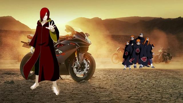 Mãn nhãn trước hình ảnh các nhẫn giả trong Naruto tạo dáng cực ngầu bên siêu xe - Ảnh 12.