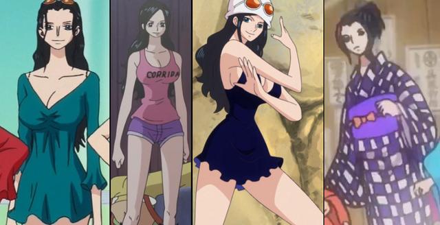 One Piece: Hé lộ lý do vì sao bưởi của 2 mỹ nhân Nami và Robin lại xẹp lép ở Wano quốc - Ảnh 3.